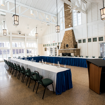 12,000 sq. ft. of meeting space